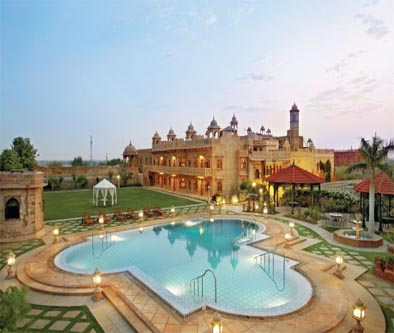 Hotel Luxe Inde Rajasthan